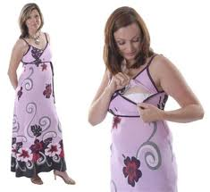 Clothing Designed For Nursing Mothers Cardigans and jackets often