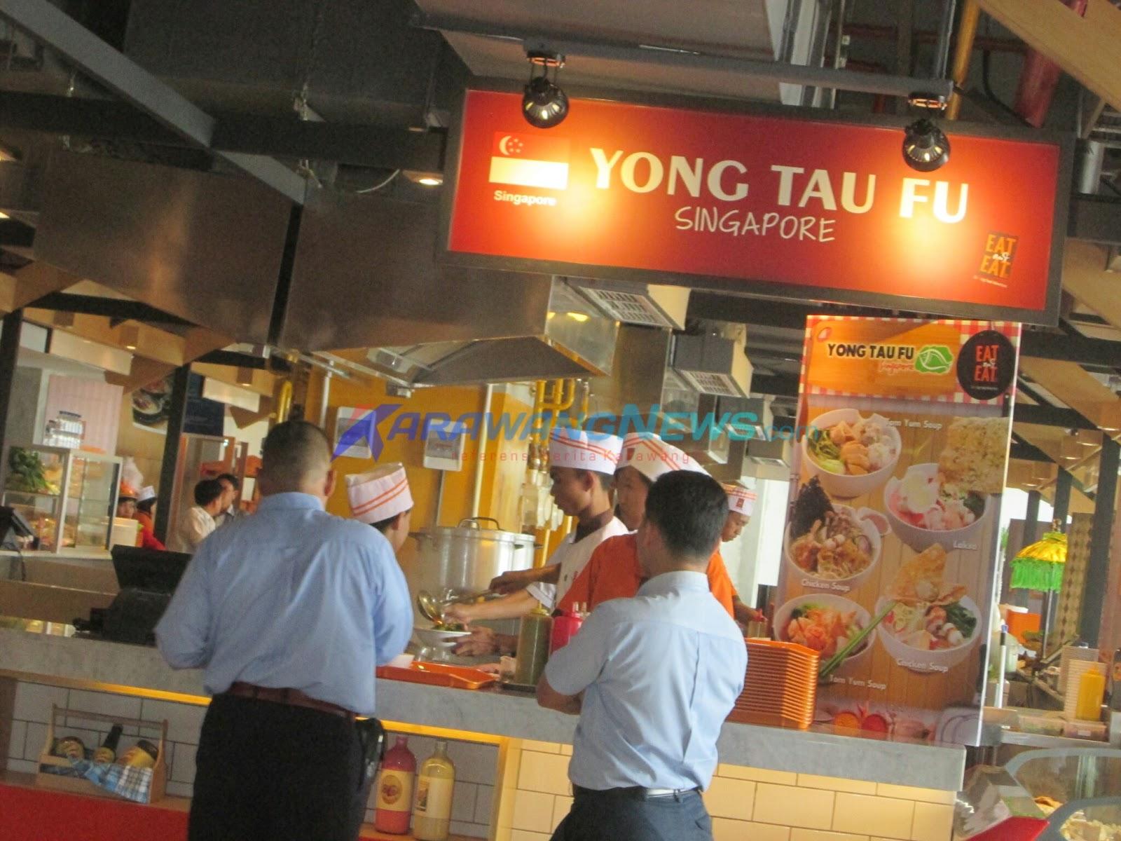 Eat Eat Food Market Hadir Di Festive Walk Karawang Karawangnews