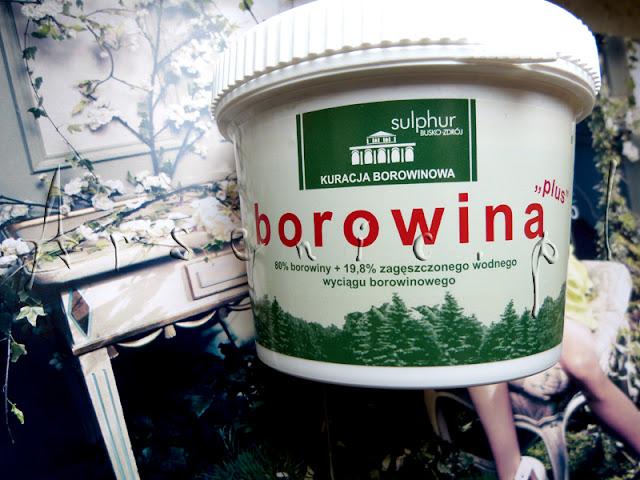 Borowina Plus od Sulphur Busko-Zdrój