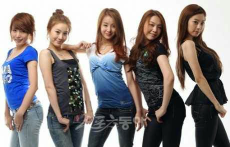 Foto Cewek Korea Girl's Day