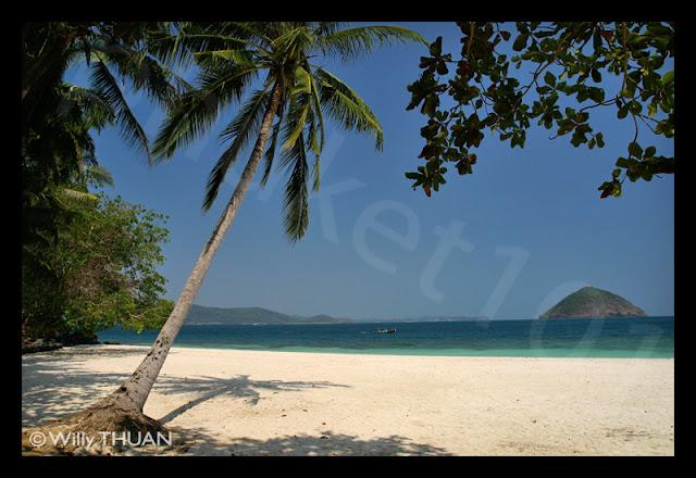 Coral Island pres de Phuket