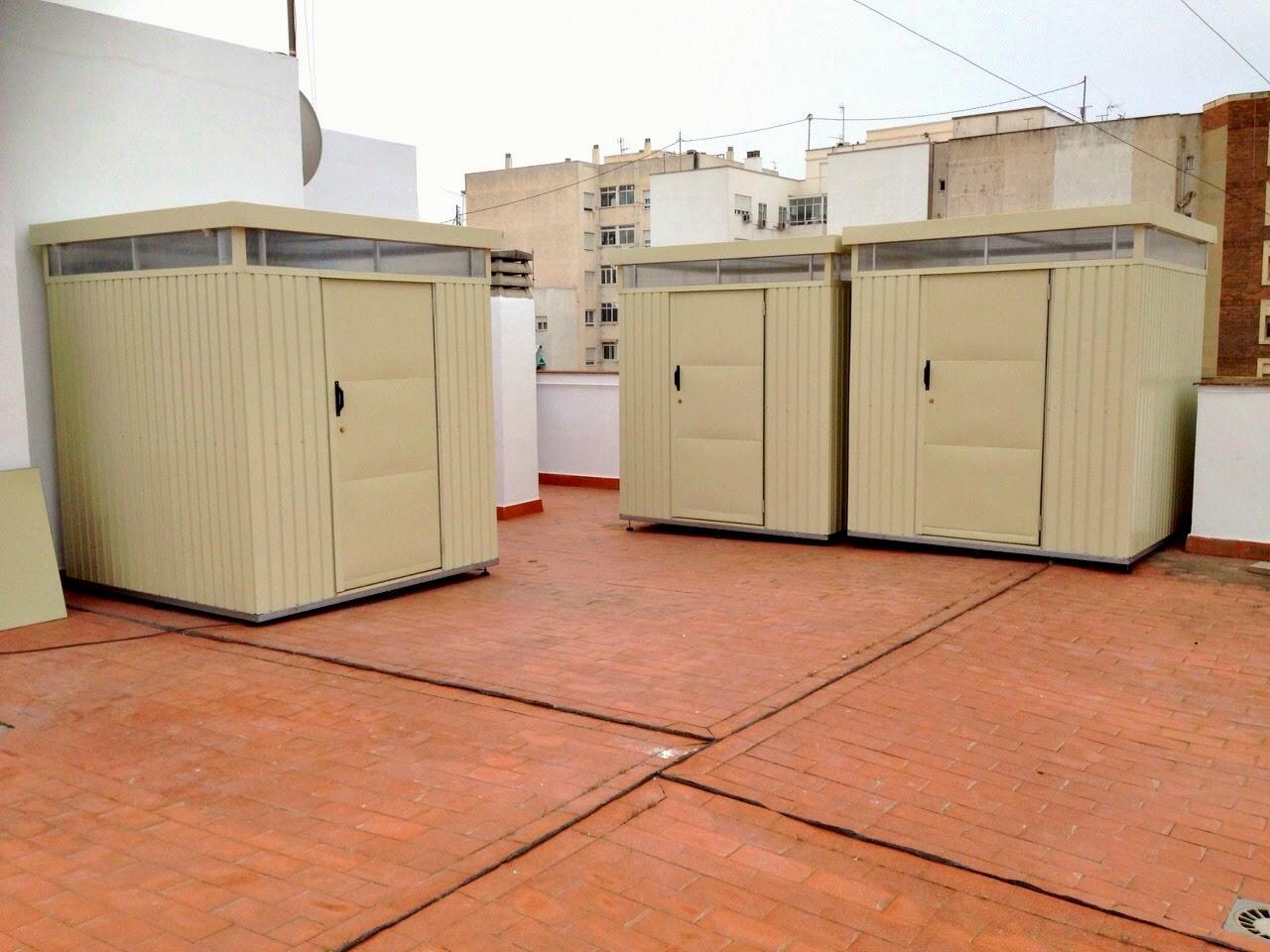 Trasteros met licos para terraza y jard n mayo 2015 for Trasteros para terrazas