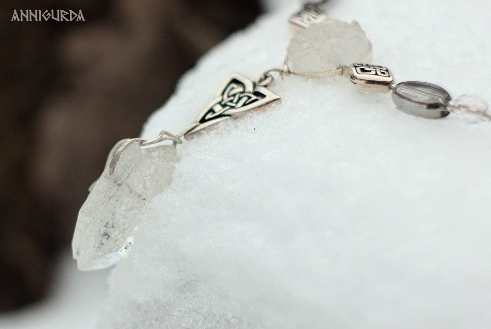 украшение, кулон, кельтика, камни, натуральные камни, серебро