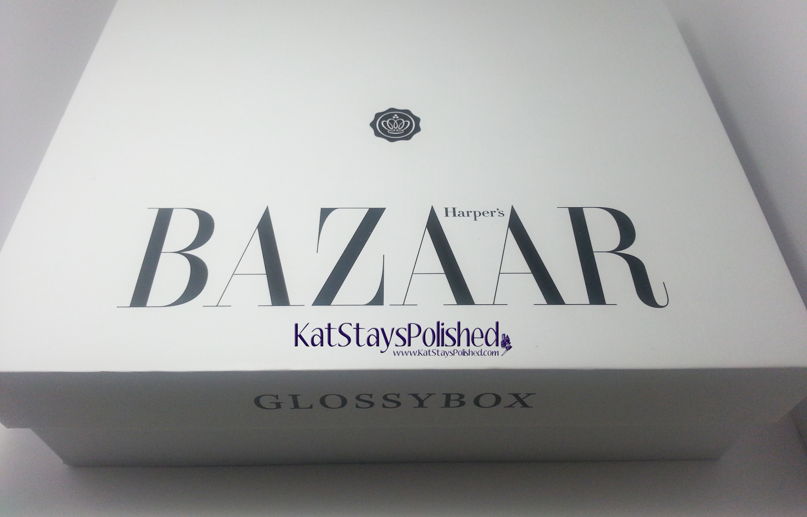 Glossybox for Harper's Bazaar - September 2014 | Kat Stays Polished