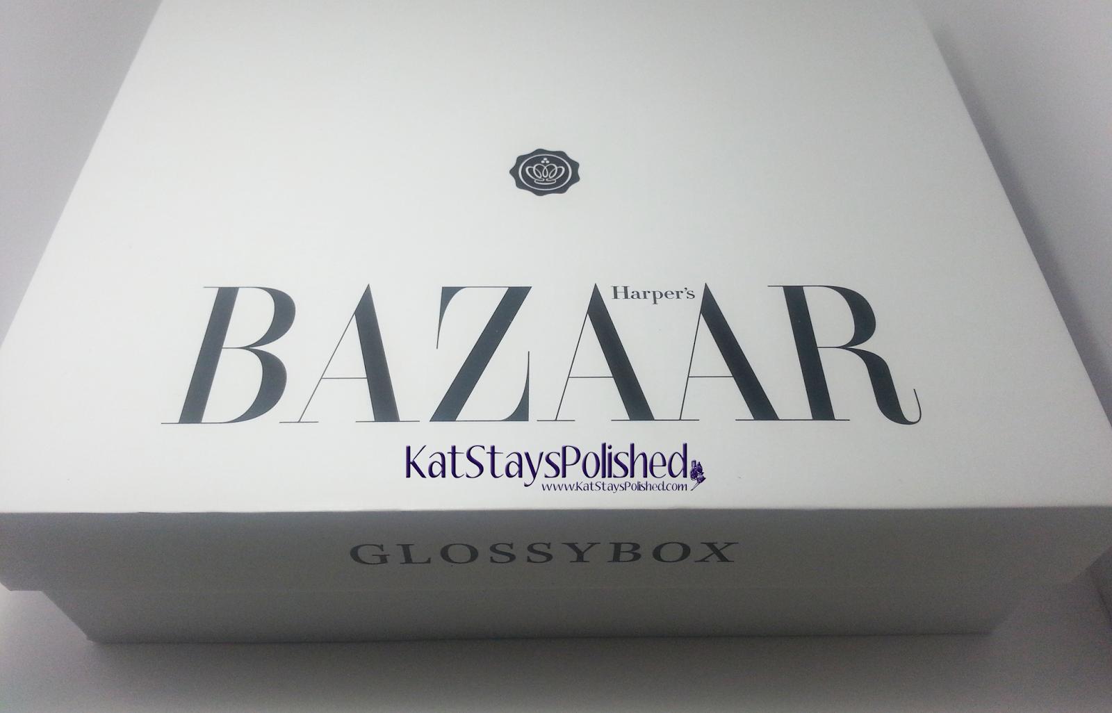 Glossybox for Harper's Bazaar - September 2014 | Kat Stays Polished