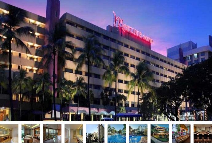 Mercure Convention Centre Ancol Hotel Adalah Yang Nyaman Dan Beralamat Di Jl Pantai Indah Taman Impian Jaya 14430 Jakarta