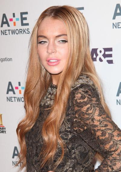 Lindsay Lohan: Full of Crap as Usual » Gossip | Lindsay Lohan