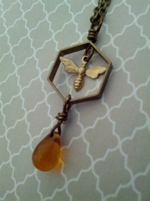 honeysweet necklace