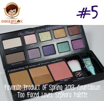 Too Faced Palette Sephora