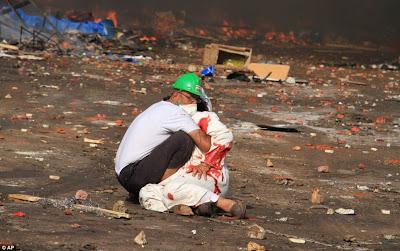 Egypt Protest:Sky News Cameraman Killed