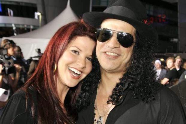 Rumah Tangga Gitaris 'Guns N' Roses' Dilanda Masalah, info, terkini, hiburan, gossip, slash,