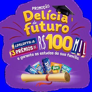 Promoção Delícia de Futuro