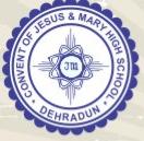 Convent of Jesus and Mary School Dehradun Logo