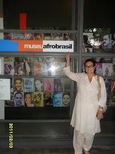 Africaneando  em São Paulo