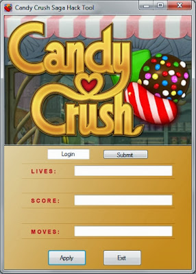 candy crush saga unlimited live hack tool