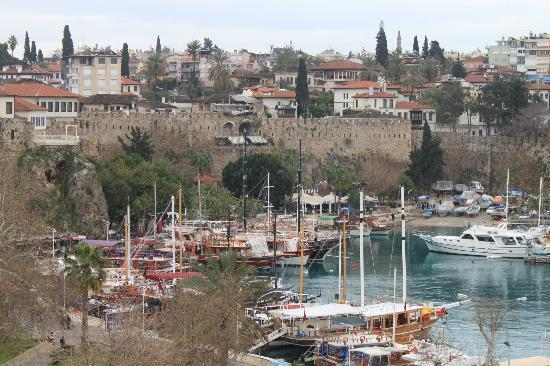 الاماكن السياحية في انطاليا تركيا, قلب مدينة انطاليا, جولات سياحية,