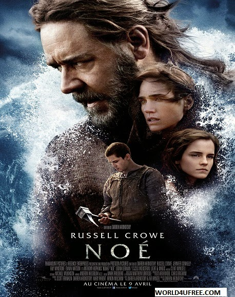 Noah 2014 CAMRip 400mb Download Watch Online