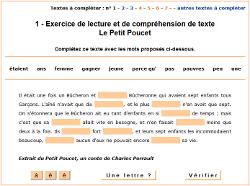 http://www.ortholud.com/lecture/le_petit_poucet/index.php