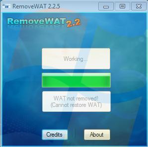Windows 7 Genuine Dengan Remove WAT