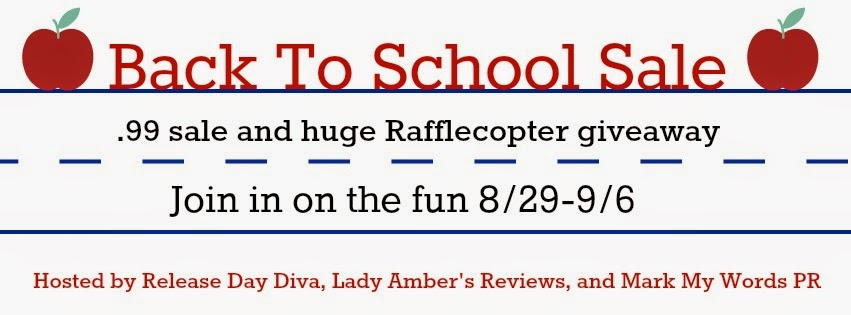 Back to School eBook Sale + Kindle Giveaway – Ends 9/6