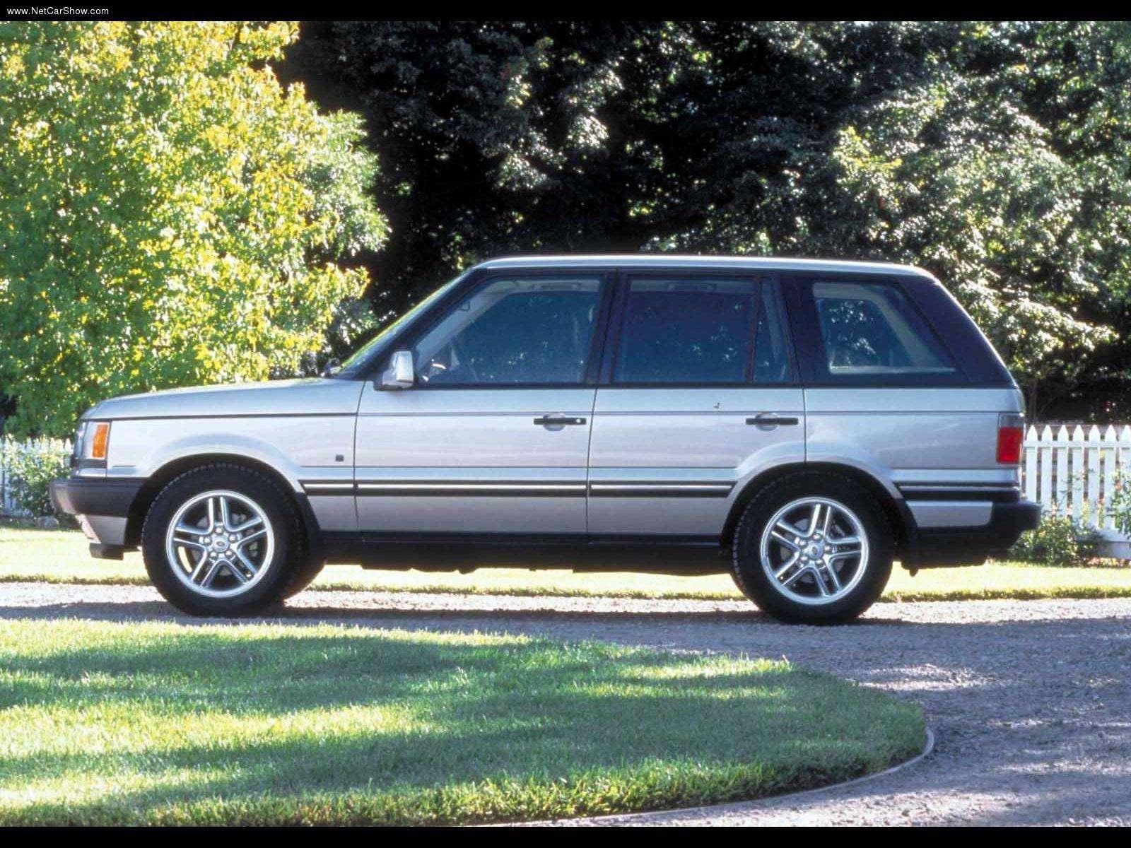Hình ảnh xe ô tô Land Rover Range Rover 2002 & nội ngoại thất