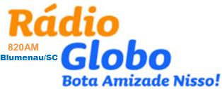 Rádio Globo AM da Cidade de Blumenau ao vivo
