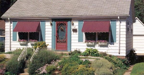 Make Canvas Awning | Window Awnings
