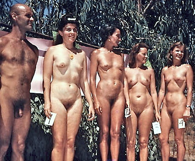 1960 nudist pageants