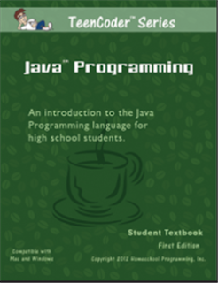Teen Coder Series Java