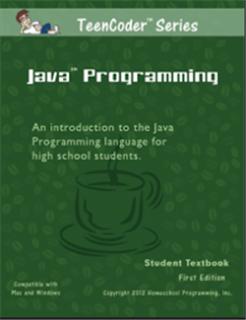 Teen Coder Series Java