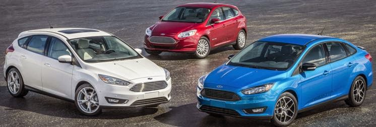 Ford Focus To Debut In New York Next Week