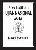 SOAL UAN 2013