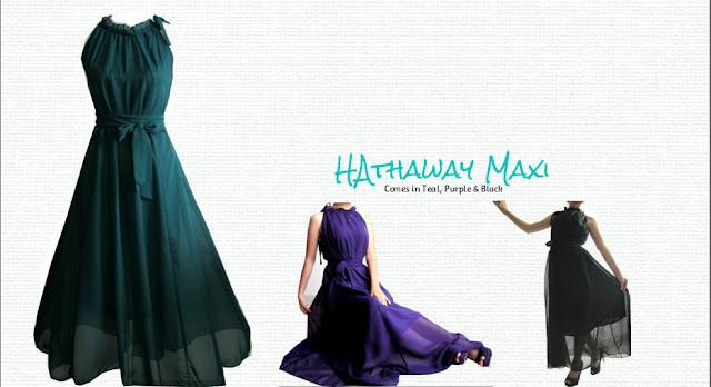 Hathaway Maxi
