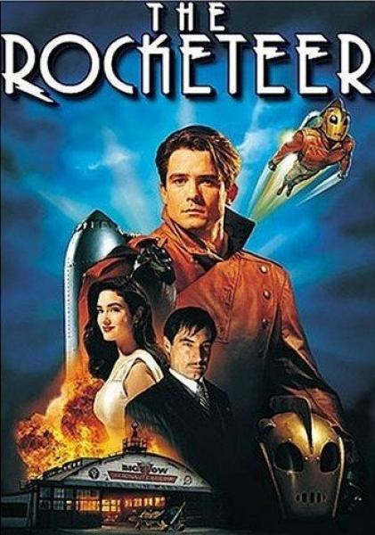 The Rocketeer (1991) เหิรทะลุฟ้า