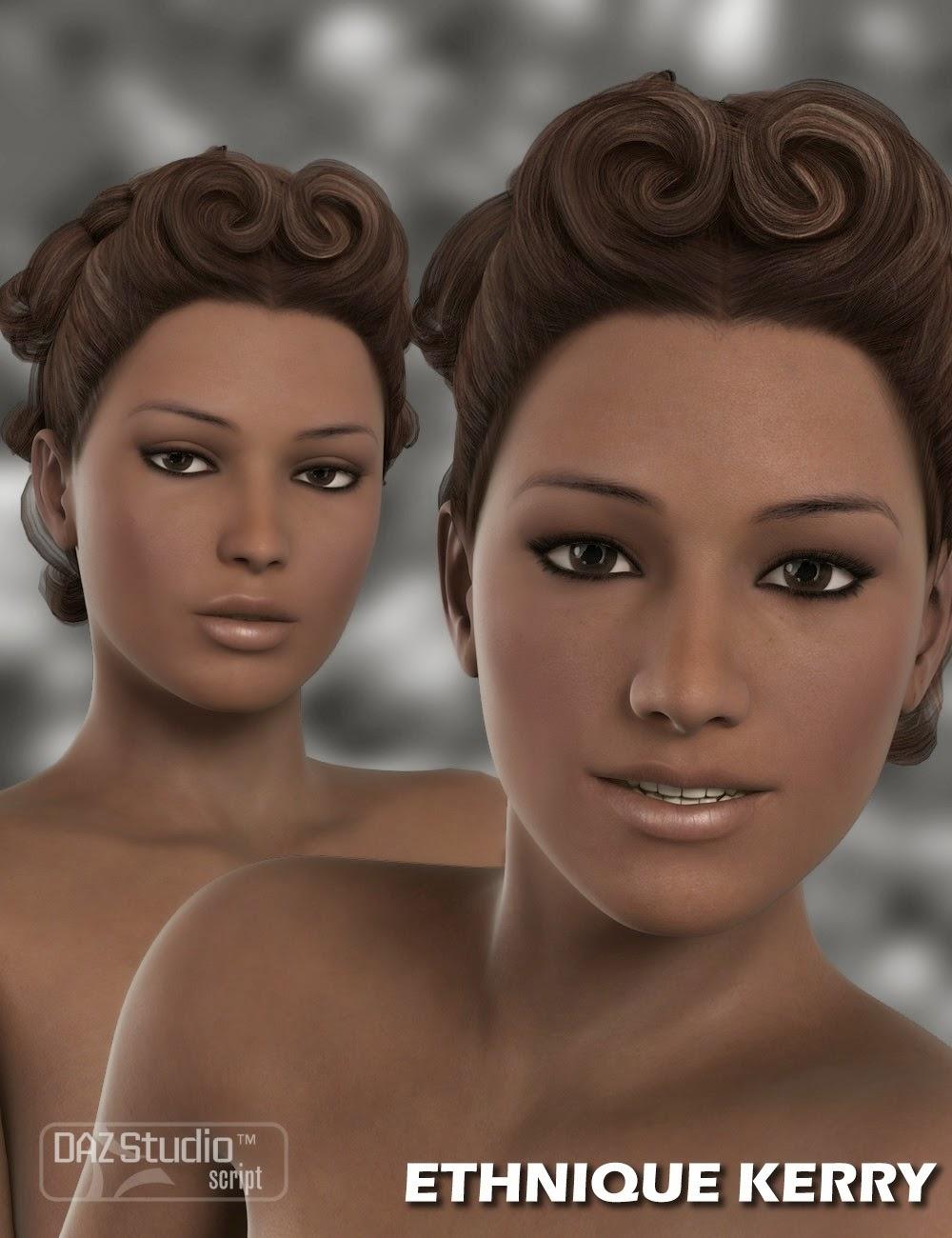 V4 Skins Batch Converter Genèse 2 Femme