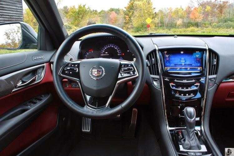Cadillac Ats 2 0 T >> Test Drive Cadillac Ats 2 Ot Vs Bmw 328i Big Motoring World