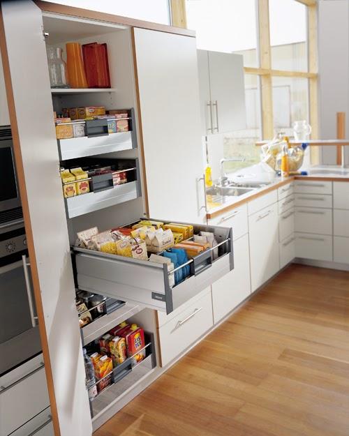 Tus muebles de cocina equipa el interior de tu cocina for Cajones para cocina