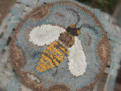 Notforgotten Farm Rug Hooking Adaptations from Spruce Ridge Studios ~