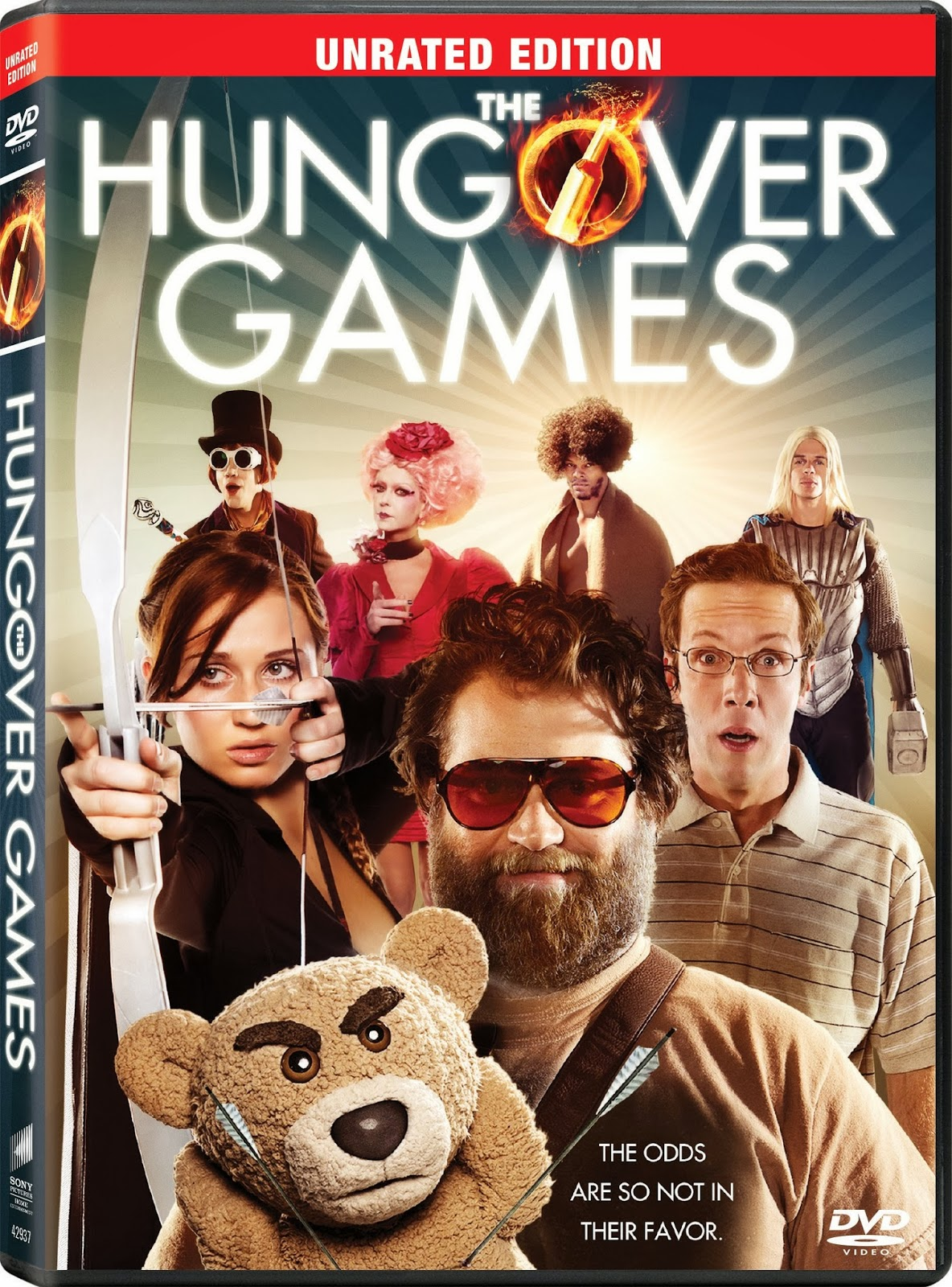 The Hungover Games (2014) UNRATED 720p