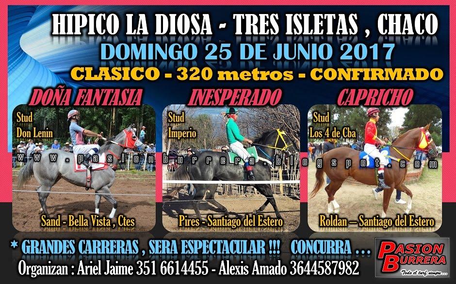 TRES ISLETAS 25 -320