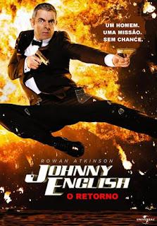 O Retorno De Johnny English Dublado 2012