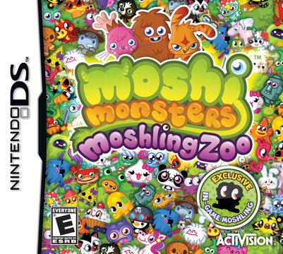 Moshling Zoo Nintendo DS