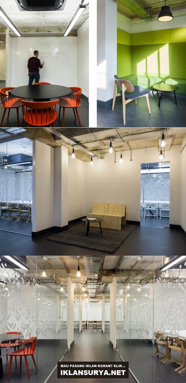 Desain Kantor Google Campus