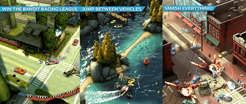 Smash Bandits Racing v1.08.17 Mod Apk (Mega Mod) 1