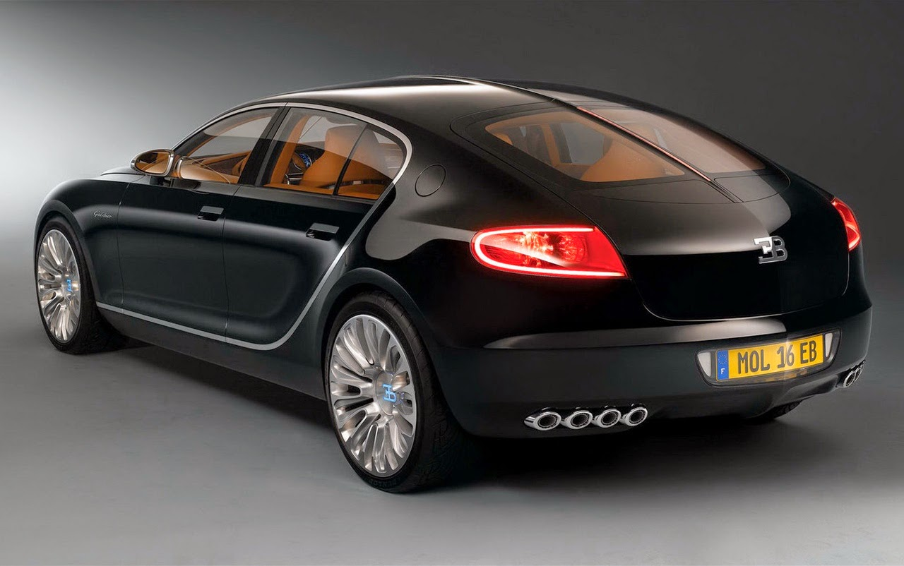 Bugatti Galibier HD Picture