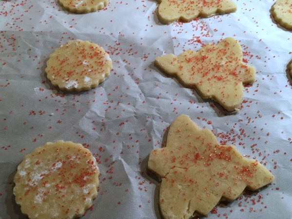 Sugar Cookies (vegan and gluten-free) - Kim's Welcoming Kitchen