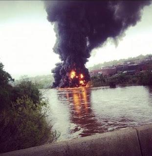 Niger Delta Militants Resume Bombing Of Oil Facilities On Friday Evening/Saturday Morning