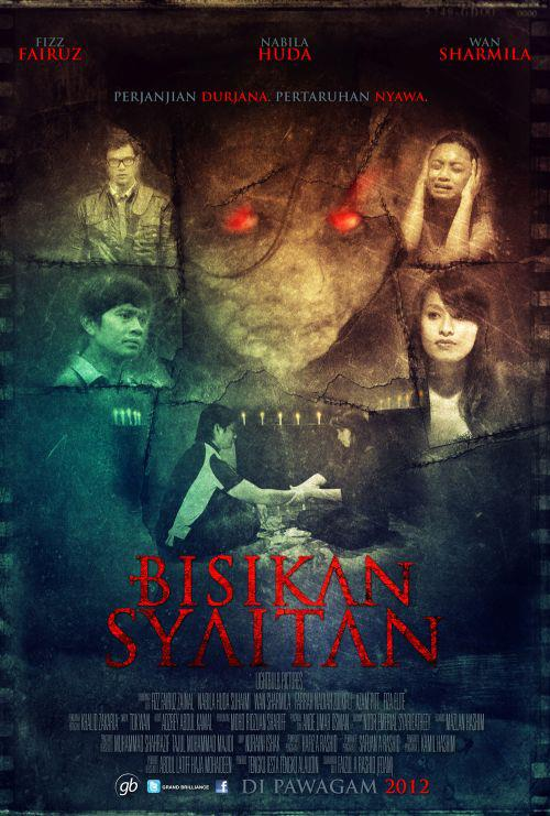 2 MEI 2013 - BISIKAN SYAITAN