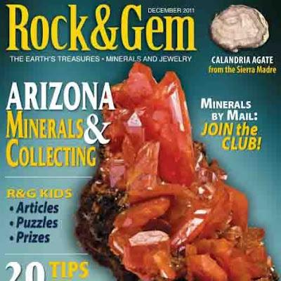 Rock & Gem Diciembre 2011 - libro de minerales pdf