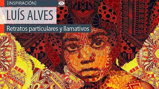 Retratos particulares y llamativos de LUÍS ALVES